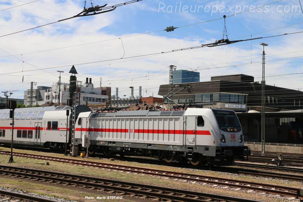 147 560-7 DB à Basel Bad (CH)