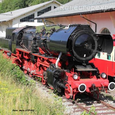 150 ex DB à Vallorbe (CH)