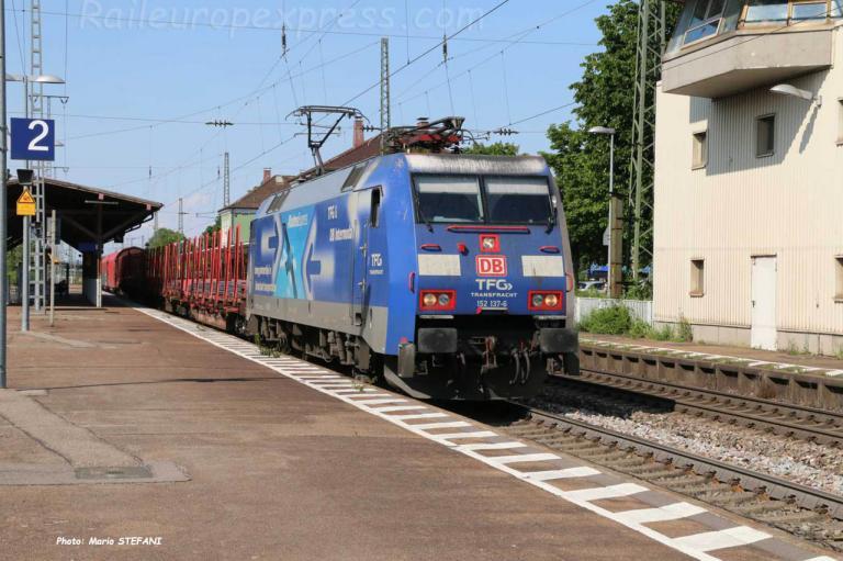 152 137-6 DB à Müllheim (D)