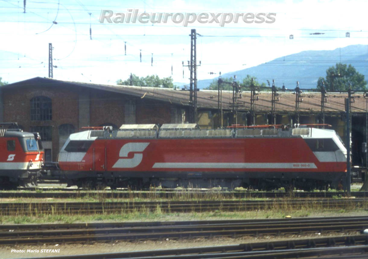 1822 OBB  Innsbruck