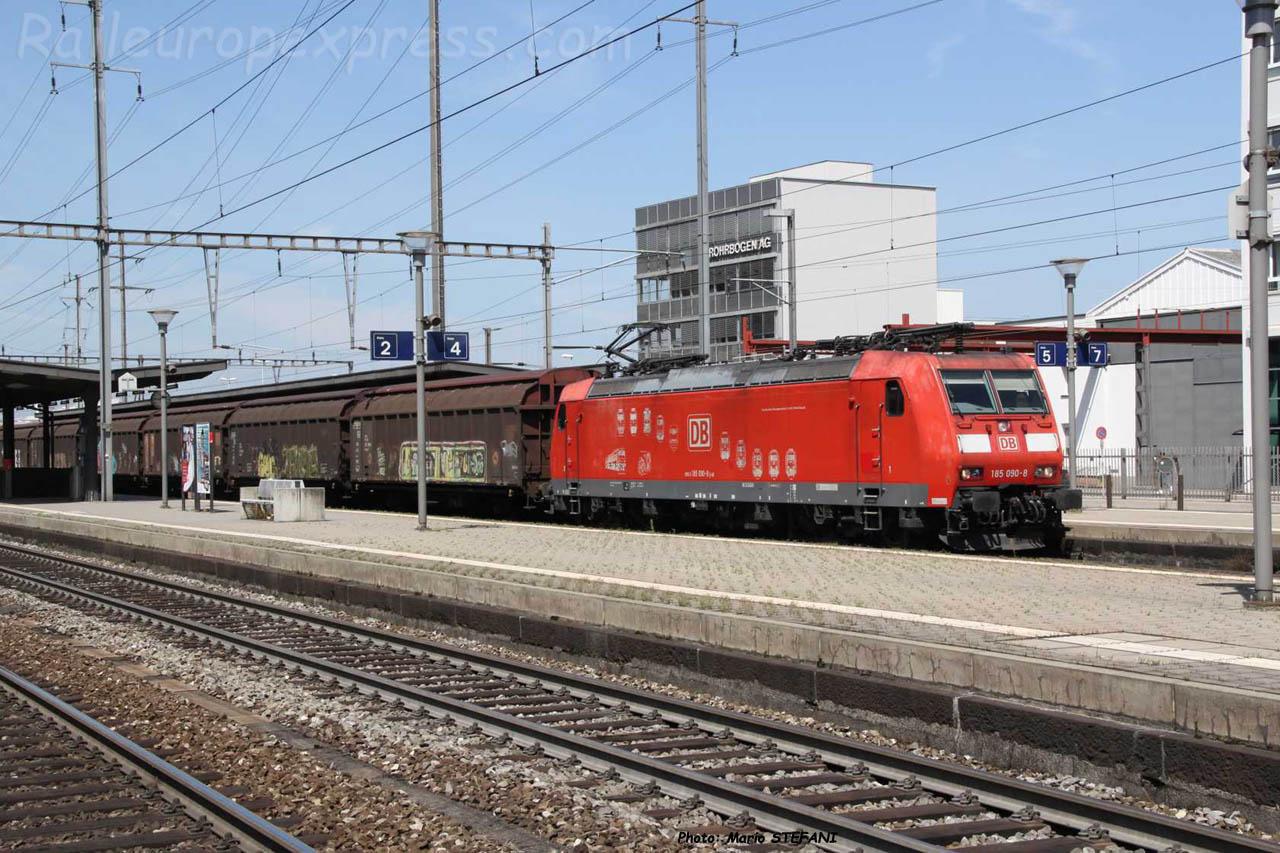 185 090-8 DB à Pratteln (CH)