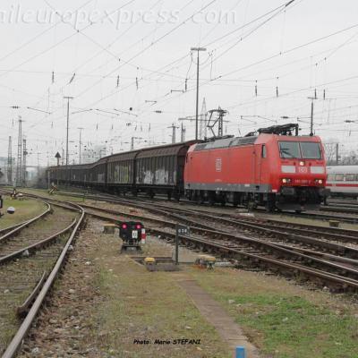 185 093-2 DB à Basel (CH)