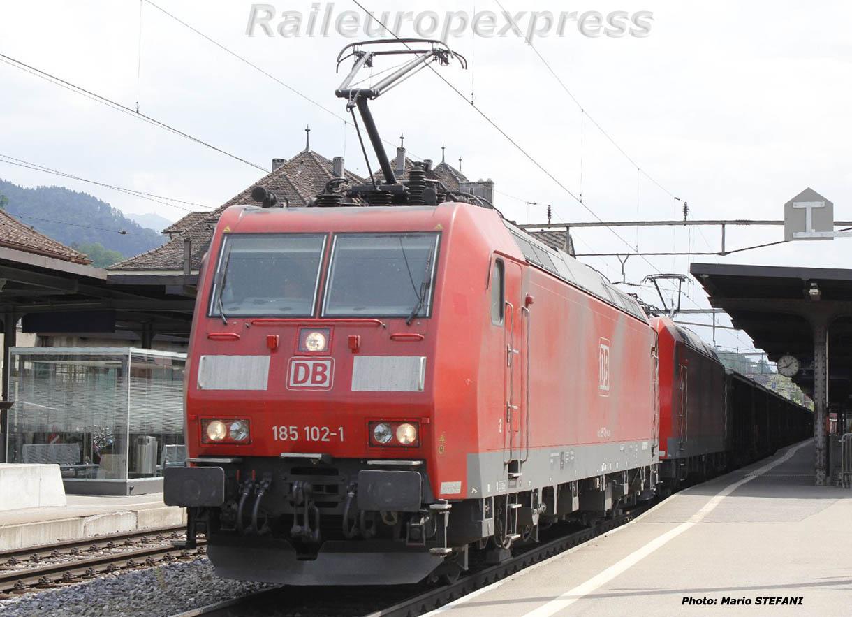185 102-1 DB à Thun