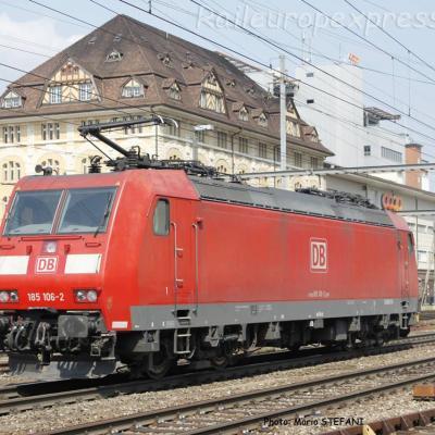 185 106-2 DB à Pratteln (CH)