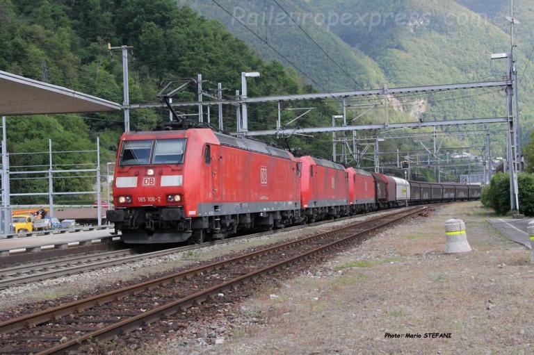 185  106-2 DB en UM 3 Maroggia-Melano (CH)