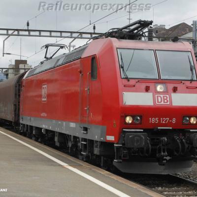 185 127-8 DB à Arth-Goldau
