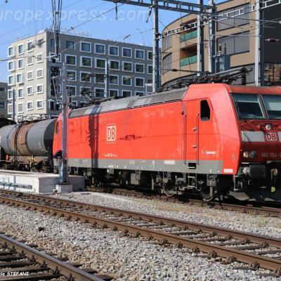 185 134-4 DB à Schaffausen (CH)