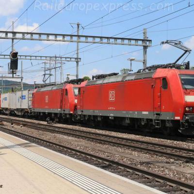 185 135-1 DB à Liestal (CH)
