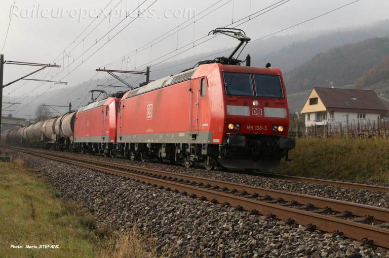 185 138-5 DB à Cressier (CH)