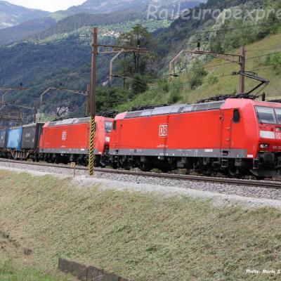 185 139-3 DB à Fedoccio-Chiggiogna (CH)