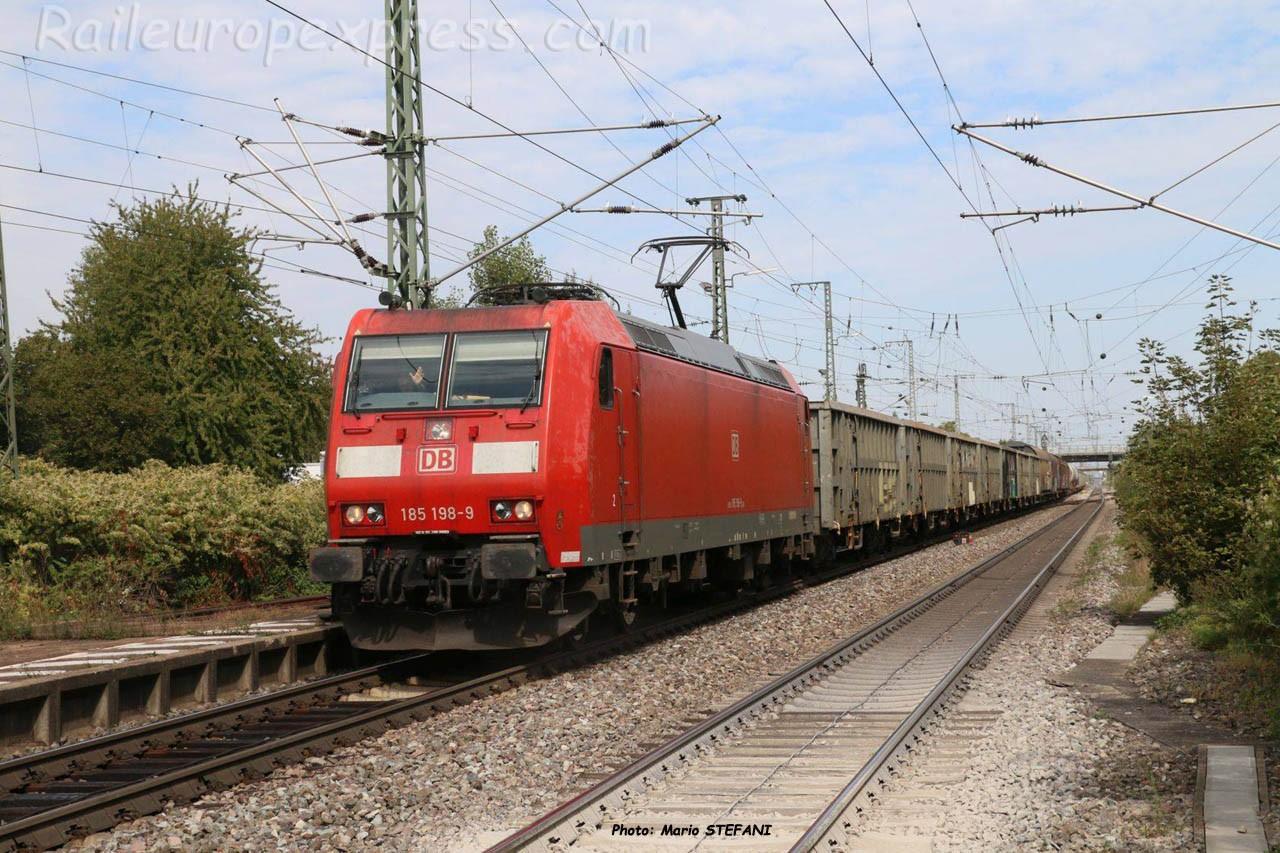 185 198 9 DB à Müllheim (D)