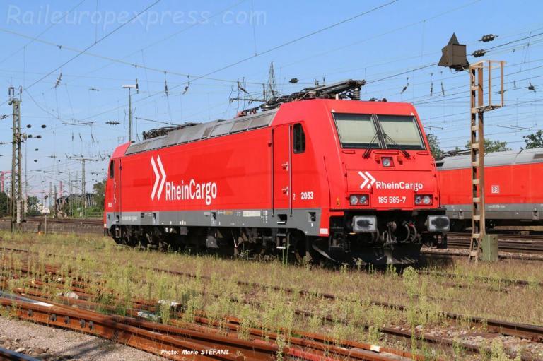 185 585-7 RHC à Basel Bad (CH)