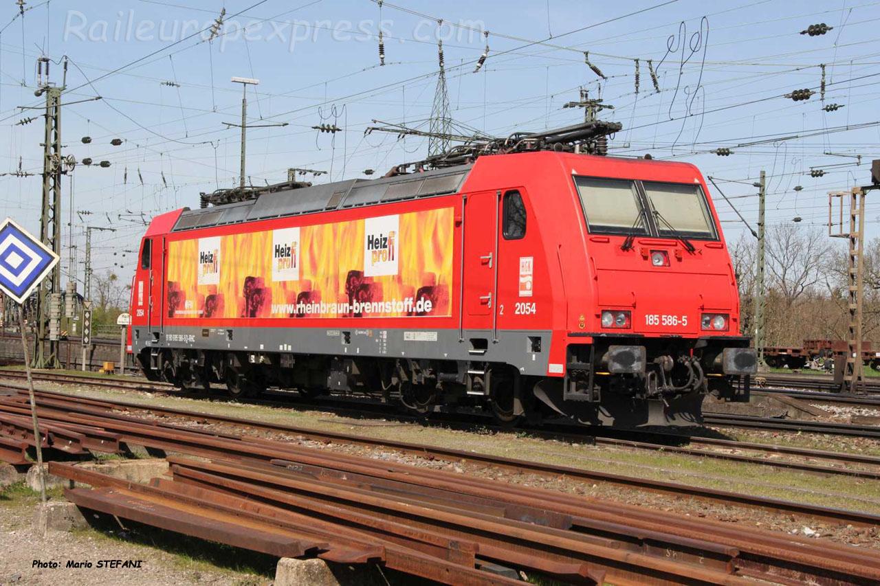 185 586-5 RHC à Basel (CH)