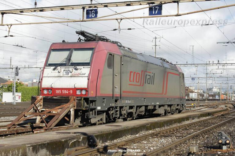 185 594-9 Crossrail à Thun