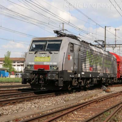 189 994 CFF à Pratteln (CH)