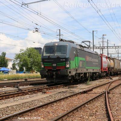 193 259 CFF à Pratteln (CH)