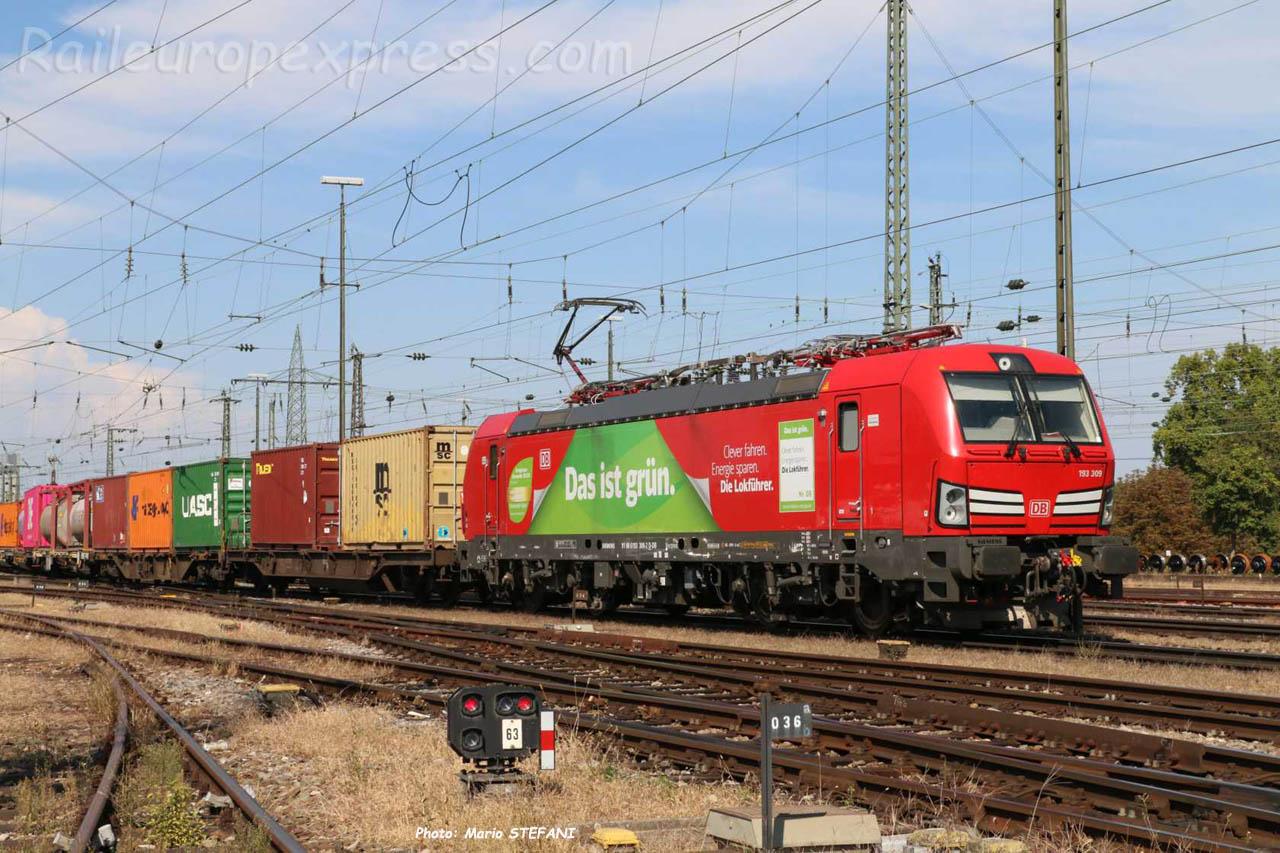 193 309-2 DB à Basel Bad (CH)