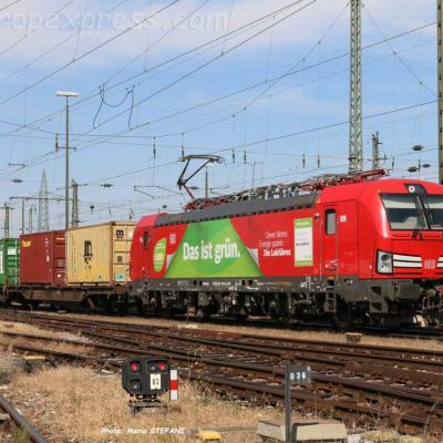 193 309-2 DB à Basel (CH)