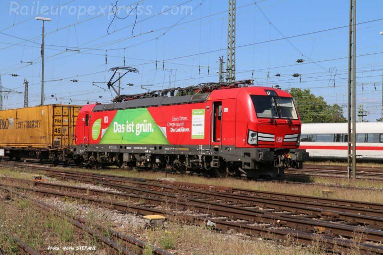 193 310-0 DB à Basel Bad (CH)