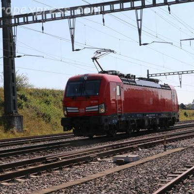 193 329 DB à Hindelbank (CH)
