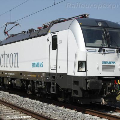 193 901 Vectron Siemens à Fillistorf