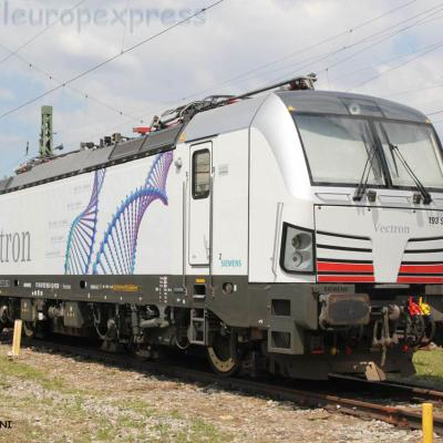 193 902 Siemens à Basel (CH)