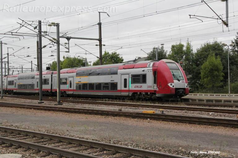 2205 CFL à Bettembourg (L)