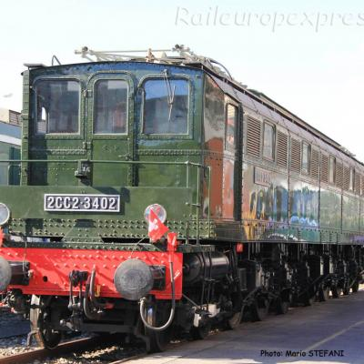 2CC2 3402 SNCF à Genève (CH)