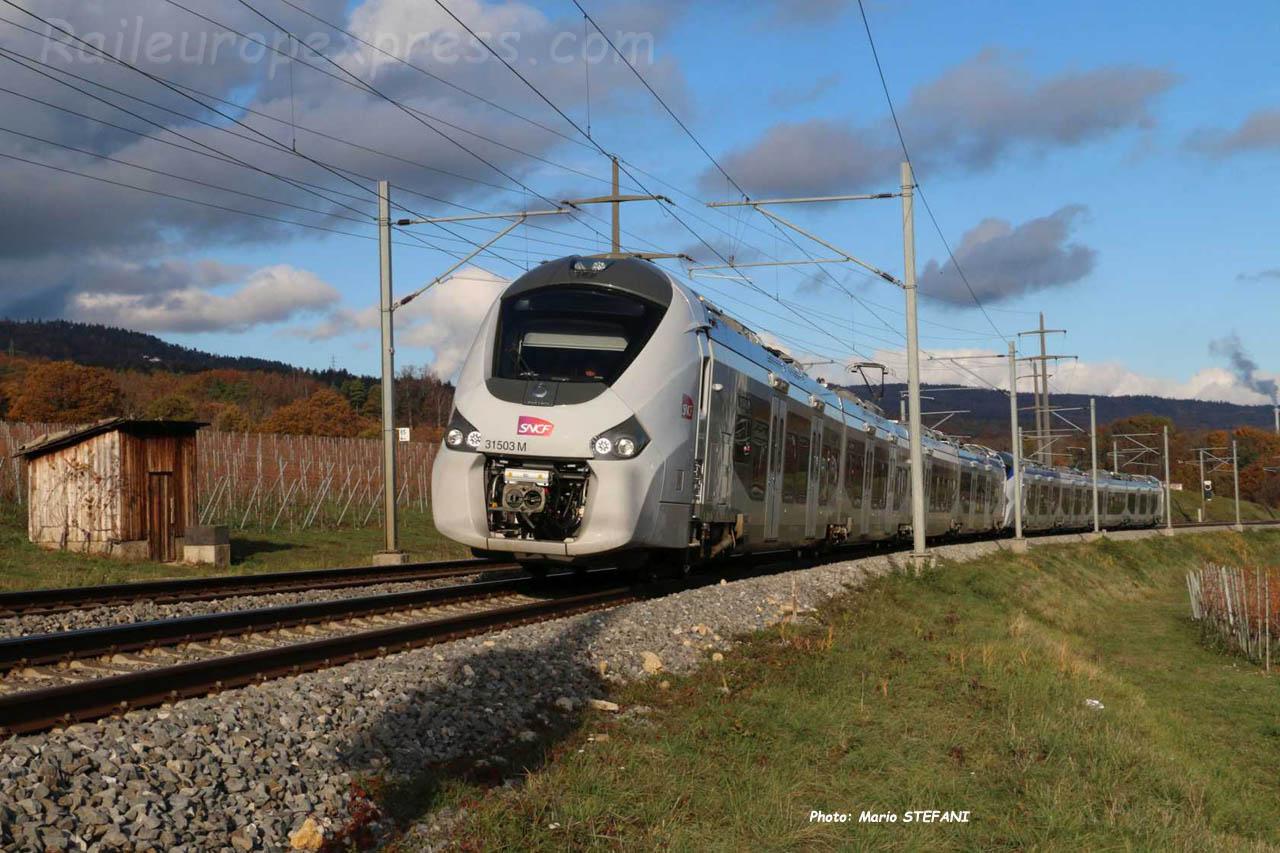 31503 M SNCF à Boudry (CH)