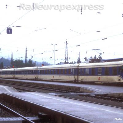4010 OBB à Saalfelden