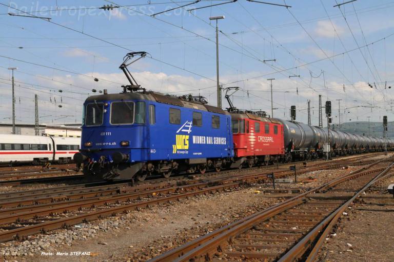 430 111 WRS à Basel (CH)