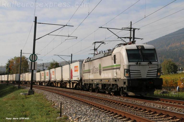 476 451 RLC à Boudry (CH)