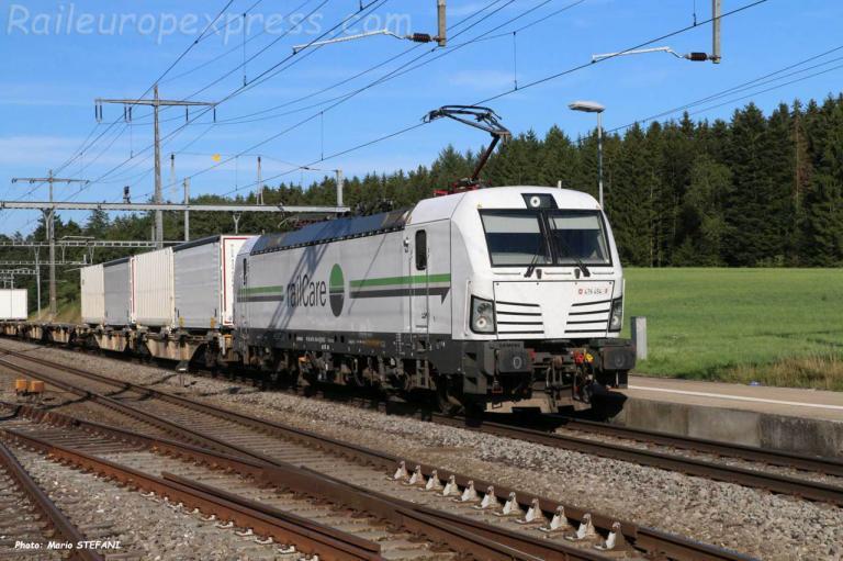 476 454 RLC à Hindelbank (CH)