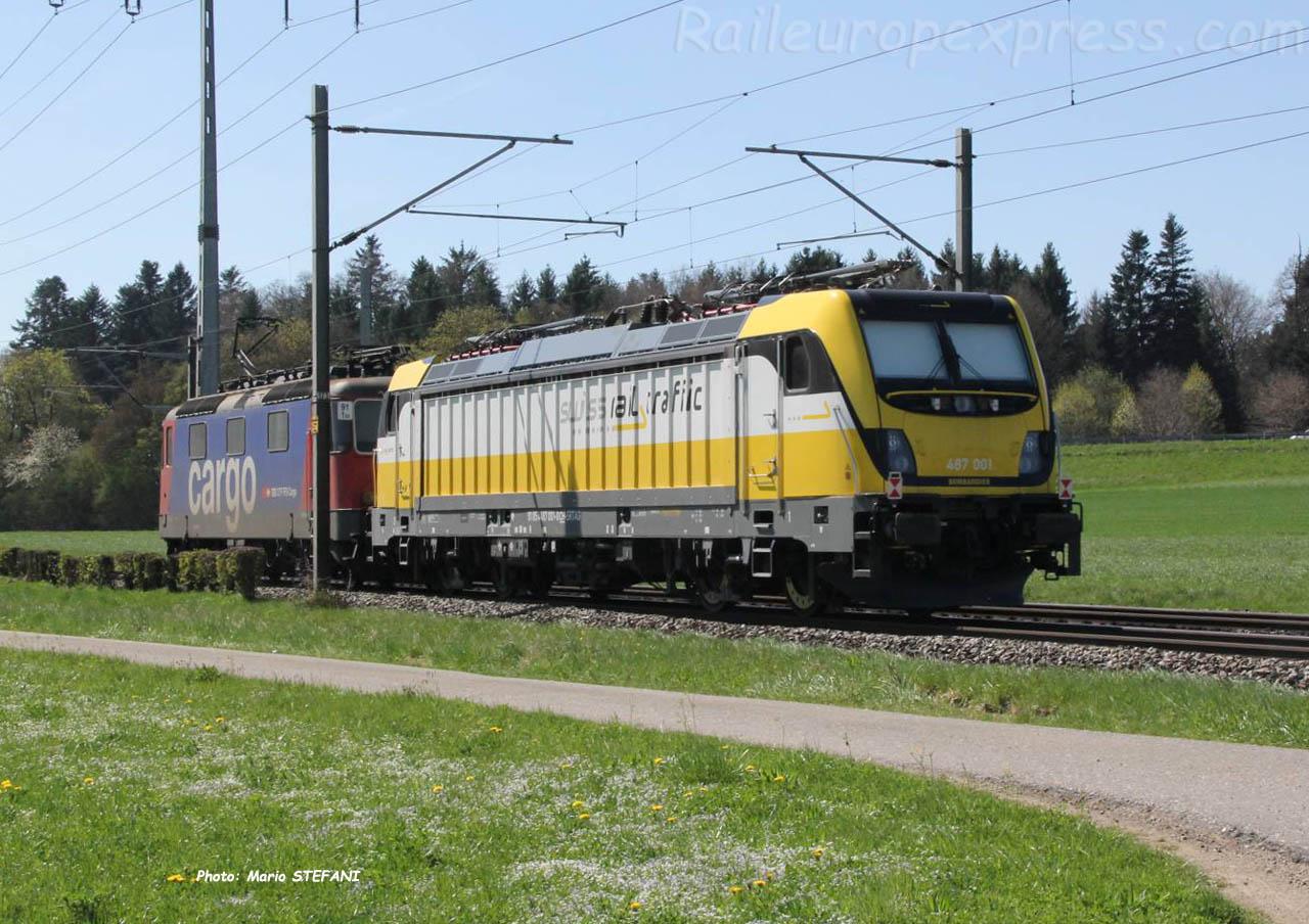 487 001-0 SRTAG à Hindelbank (CH)