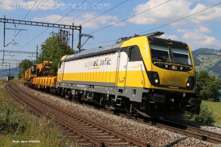 487 001-0 SRTAG à Kumm (CH)