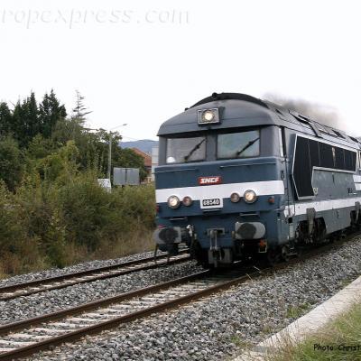 A1A A1A 68540 et 68081 au Breuil sur Couze (F-63)