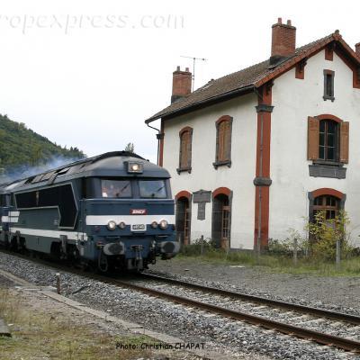 A1A A1A 68540 SNCF à Molompize (F-15)