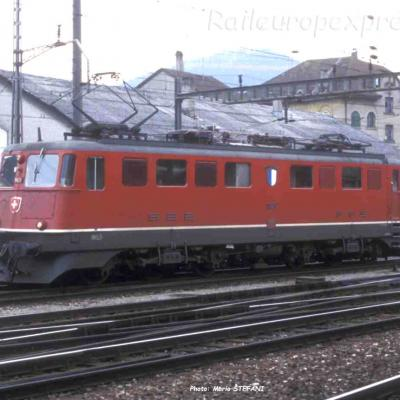Ae 6/6 11428 CFF à Olten (CH)