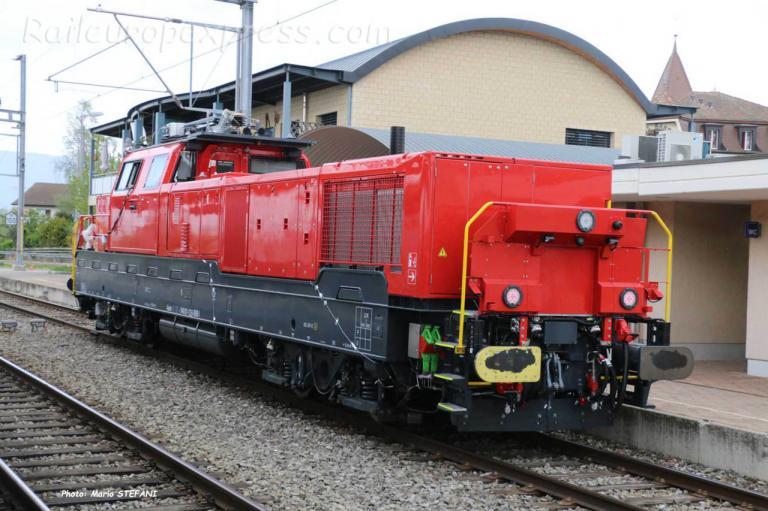 Aem 940 001-1 CFF à Ins (CH)