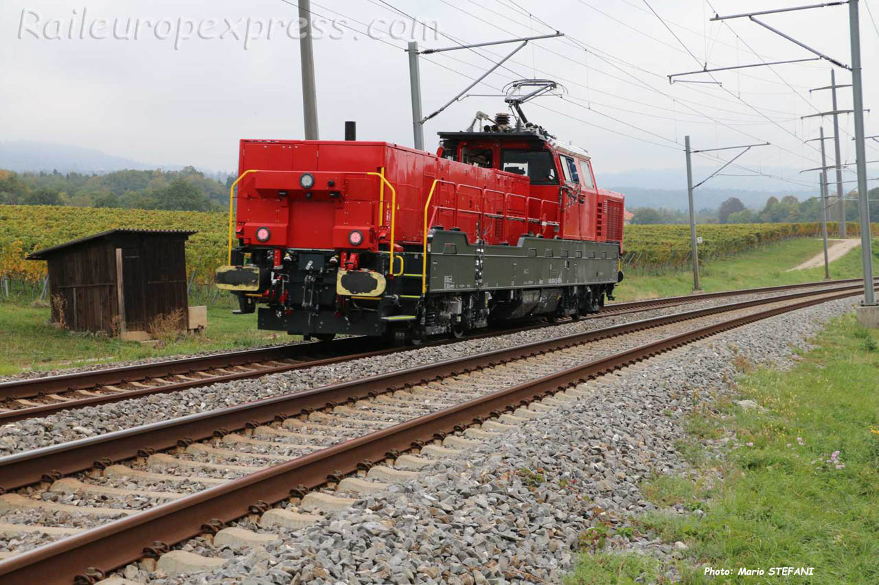 Aem 940 CFF à Boudry (CH)