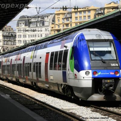 AGC BiBi à Paris Est (F 75)