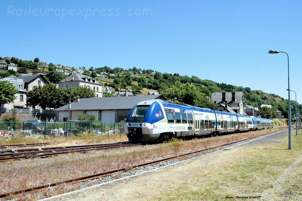AGC SNCF à Murat (F-15)