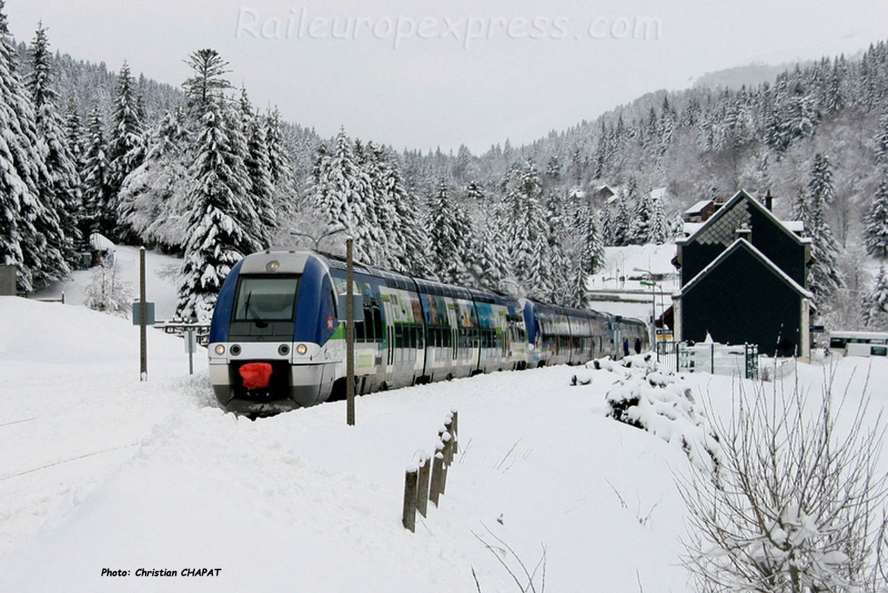 AGC SNCF au Lioran (F-15)