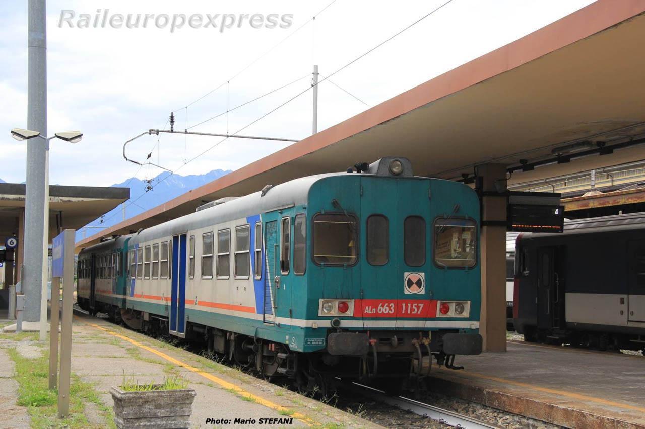 Aln 663 1157 FS à Domodossola (I)