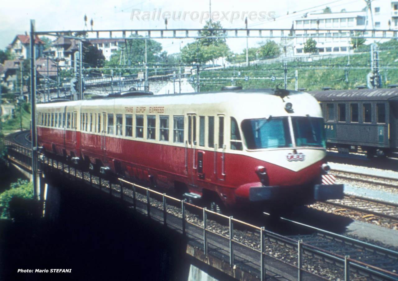 Aln FS TEE à Lausanne