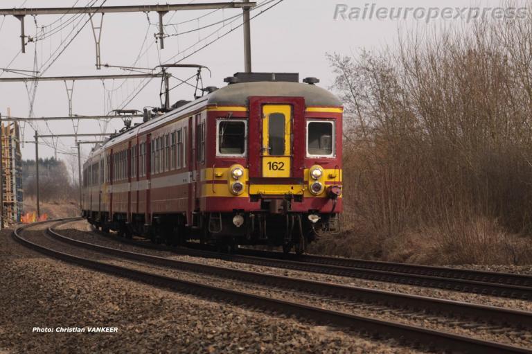 AM 162 SNCB à Habay