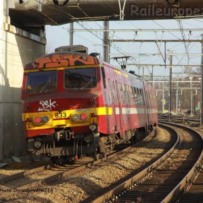 AM 833 SNCB