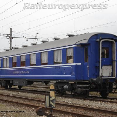 B 412 OeBB à Balsthal