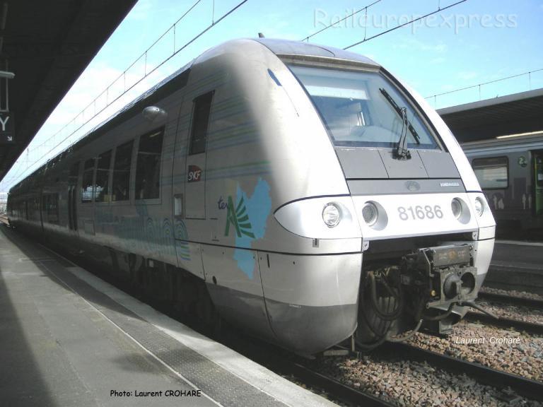 B 81686 SNCF