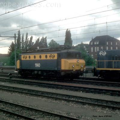 BB 1140 NS à Roermond (NL)